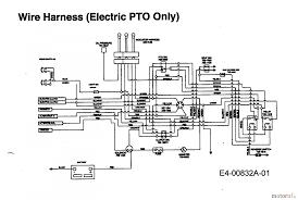 yard man lawn tractors hn 7160 13dd794n643 1999 wiring diagram