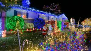 christmas light here is your tour map from hedgehog electric to washington county