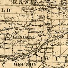 map ot index to kendall county maps kendall county ilgenweb