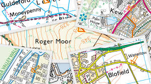 Map Of Britian Guest Post Rude And Amusing Places The Marvellously