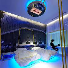 Cool Bedroom Lighting Ideas Dramatic Bedroom Designs By Micheli