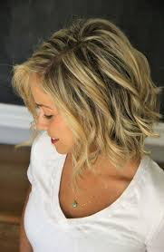 hairstyles for wavy hair low maintenance low maintenance short haircuts for wavy hair 2016 2017