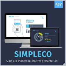 simpleco simple keynote template by tit0 graphicriver