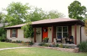 Hgtv Exterior House Colors by Exterior Modern Brick Paint House Design With Yard Plan Full Size