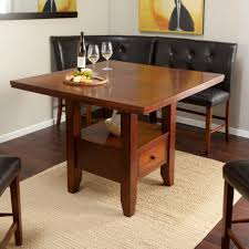 Dining Nook Set by Savannah 4 Piece Breakfast Nook Set Solid Birch And Veneers