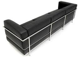 sofa lc3 lc3 grande le corbusier sofa 82 home and office furniture