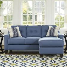 benchcraft aldie reversible chaise sectional you u0027ll love wayfair