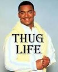 Thug Life Memes - i didn t choose the thug life the thug life chose me know your meme