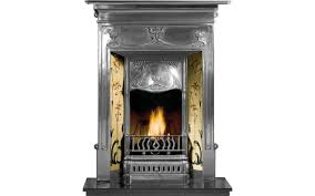 fulham combination cast iron fireplace