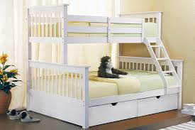 Bunk Bed Sonya Triple Sleeper Bunk Bed Amazoncouk Kitchen  Home - Triple bunk beds with mattress