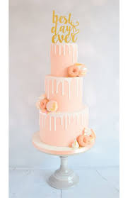 Wedding Cake The Prettiest Pastel Wedding Cakes Hitched Co Uk