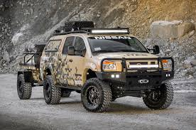 nissan frontier off road bumper nissan u201cproject titan u201d expedition truck debuts at state fair of texas