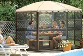 outdoor impressive portable screened gazebo outdoor portable