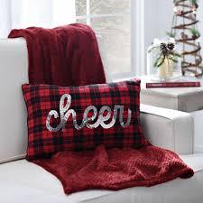 plaid christmas for plaid christmas decorating my kirkland s