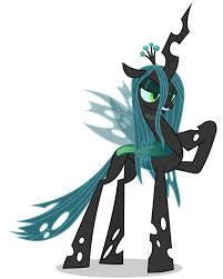 queen chrysalis my little pony fan labor wiki for creation