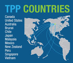 Tpp Map The Gateway News Winter 2016 Global Transportation Hub