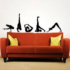 Yoga Home Decor by Yoga Poses Promotion Shop For Promotional Yoga Poses On Aliexpress Com