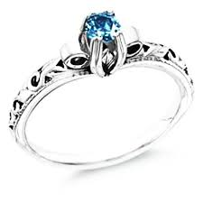 cool engagement rings cool blue diamond ring in unique pattern fashion fill