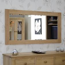 Oak Framed Bathroom Mirror by Designs Of Framed Bathroom Mirrors Wigandia Bedroom Collection