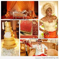 colour themes for nigerian wedding wedding themes archives