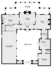 darien castle plan castle house plans castles and beach house plans