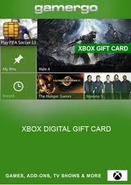 xbox digital gift card gamergo go frag yourself