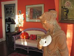 the changing light at sandover james merrill house stonington village improvement association