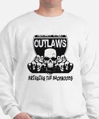 outlaw sweatshirts cafepress