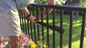 Porch Rail Flower Boxes by Standard Planter Box Brackets Youtube