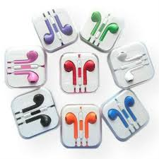all androids colorful earphones with microphone wholesale earphones doztrading