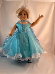 27 best american doll frozen elsa sl images on pinterest