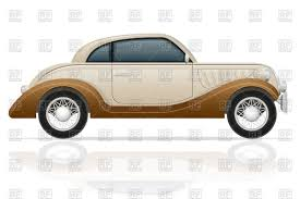 classic cars clip art old retro car side view vector clipart image 65972 u2013 rfclipart