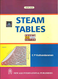 Saturated Steam Table Buy Steam Tables Book Online At Low Prices In India Steam Tables