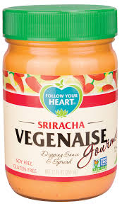 sriracha mayo nutrition sriracha follow your heart