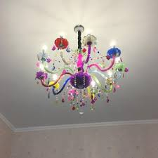 Chandelier For Kids Room by Good Qulity 6 Light Crystal Red Chandelier For Dinning Room