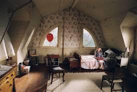 Amityville Horror House Floor Plan Stranger Living In A Secret Room In Their Basement Daily Mail