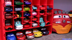 cars disney cars 2 storage carry case store 30 die cast cars disney pixar cars