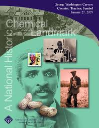 george washington carver american chemical society