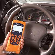 using a diagnostic car code reader family handyman