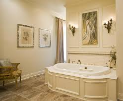 New Orleans Style Bathroom New York Tile Tub Surround Bathroom Beach Style With Hamptons