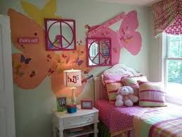 Themed Bedrooms For Girls 15 Charming Butterfly Themed U0027s Bedroom Ideas Rilane
