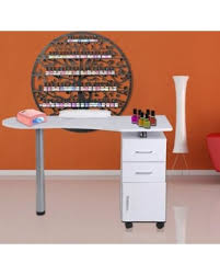 manicure nail table station memorial day bargains on practical purple beauty manicure nail