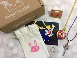 Monthly Subscription Boxes Fashion Fangirl Monthly October 2016 Subscription Box Review Coupon