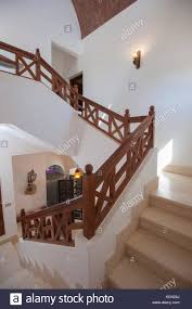 Banister House Hotel Wooden Bannister Stock Photos U0026 Wooden Bannister Stock Images Alamy