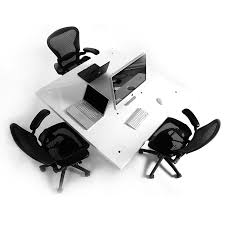 Electronic Height Adjustable Desk by