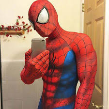 lycra spandex costumes for men ebay