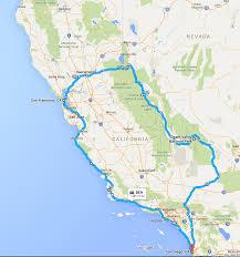 California Road Map California Rv Road Trip Planner Roverpass