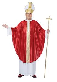 Mens Size Halloween Costumes Size Pope Costume Size Halloween Costumes