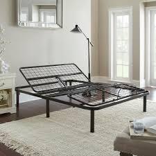 rest rite silver rest twin xl adjustable bed frame hd500aftxl