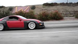 1990 nissan 300zx twin turbo wide body kit pmz kit and blinkyz youtube